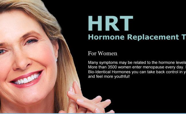 HRT women