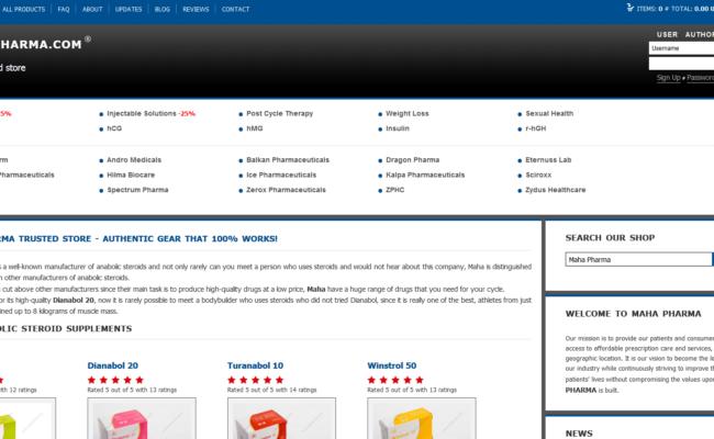 maha-pharma.com